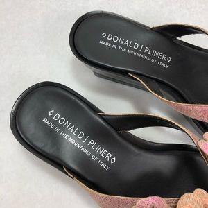 Donald J. Pliner Shoes - Donald J. Pliner Calido Sandal Platform Wedge Shoe